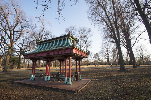 Tower Grove Park Pavilions 2