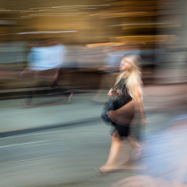 Adam Robert Young Street photography Brisbane