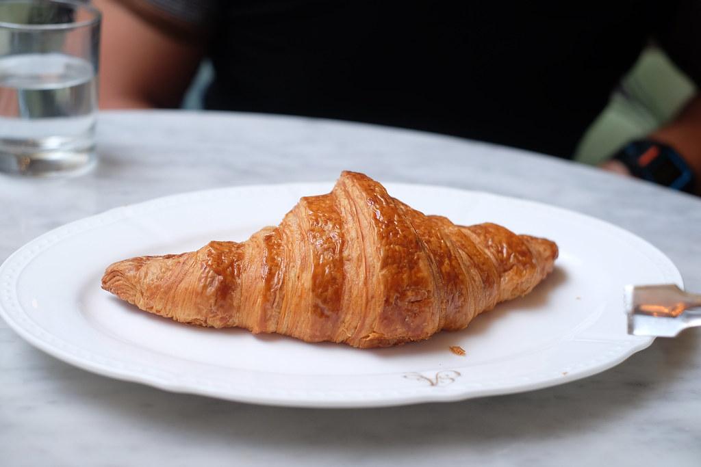 Antoinette's Salted Egg Croissant