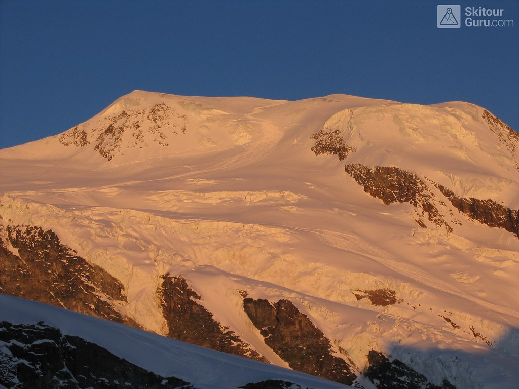 Alphubel Walliser Alpen / Alpes valaisannes Switzerland photo 03