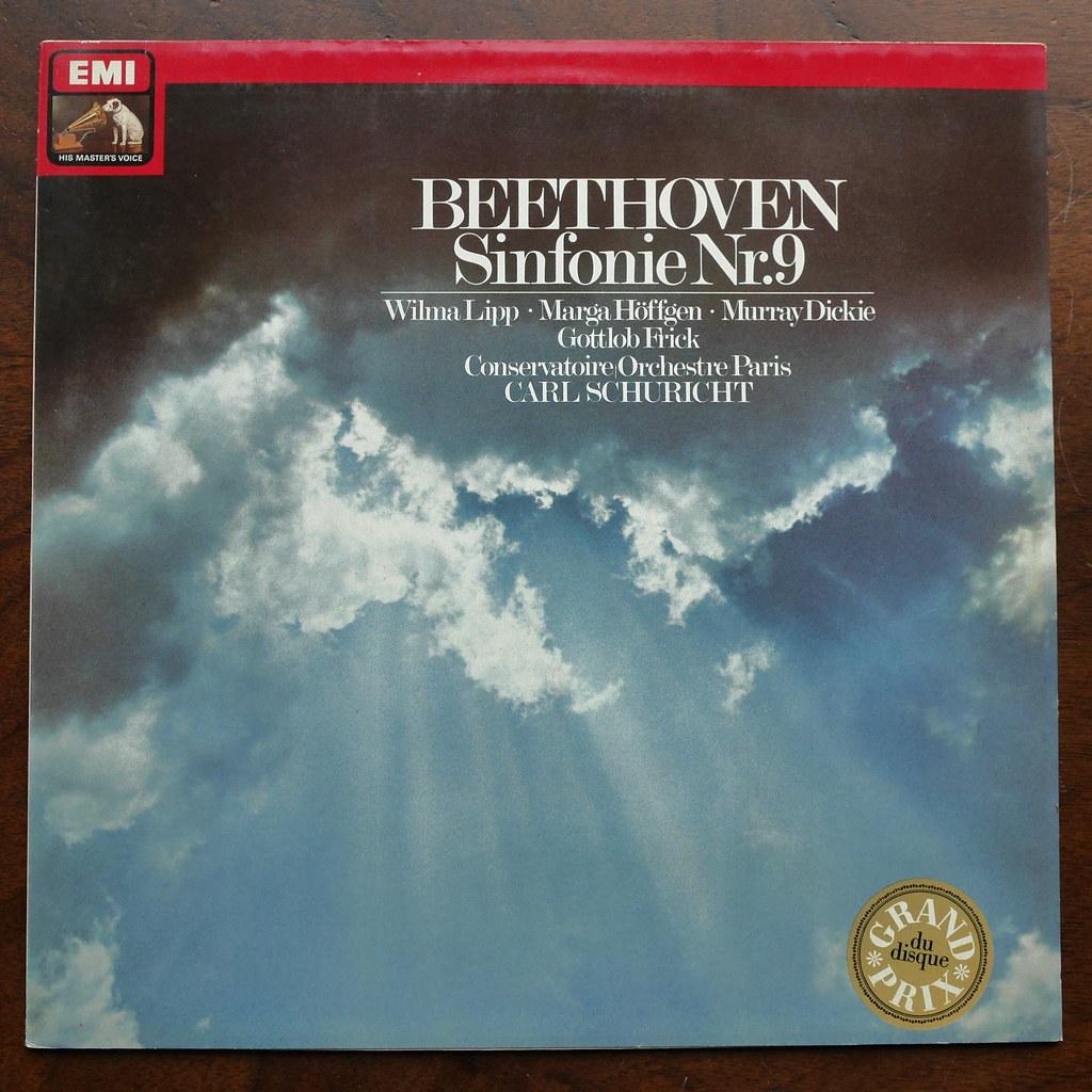 Beethoven - Symphony No 9, op 125 - Wilma Lipp, Marga Hoffgen