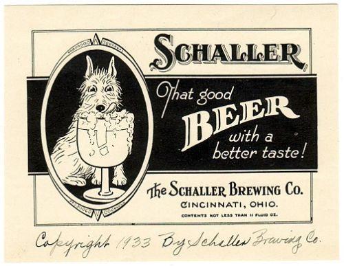 schaller-beer