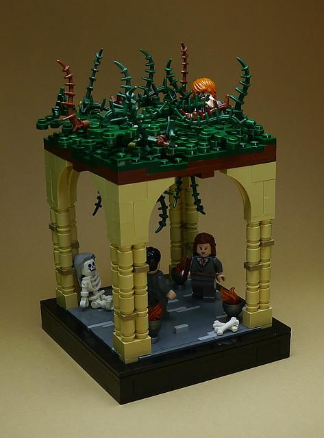 27 Amazing Lego Vignettes Bring Harry Potter To Life The