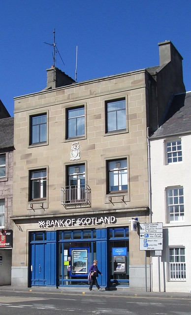 Bank of Scotland, Cupar