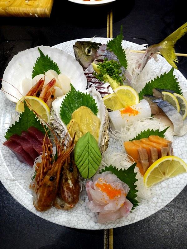 Oedo Japanese Restaurant- Oedo Funamori P1,600