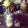 The weather is fantastic & Portland sangria is flowing at @ensowinery! Photo by @nicosolovely