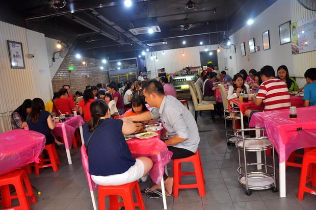 Ocean Seafood Restaurant Puchong 18