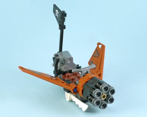 LEGO Nijago 70602 Jay's Elemental Dragon 04