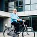 Bicycle Portrait   Niels by Bhlubarber