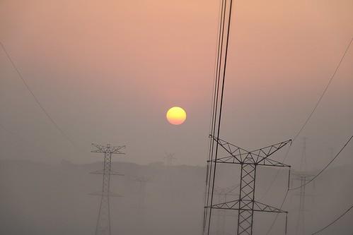 sky sun tower electrical