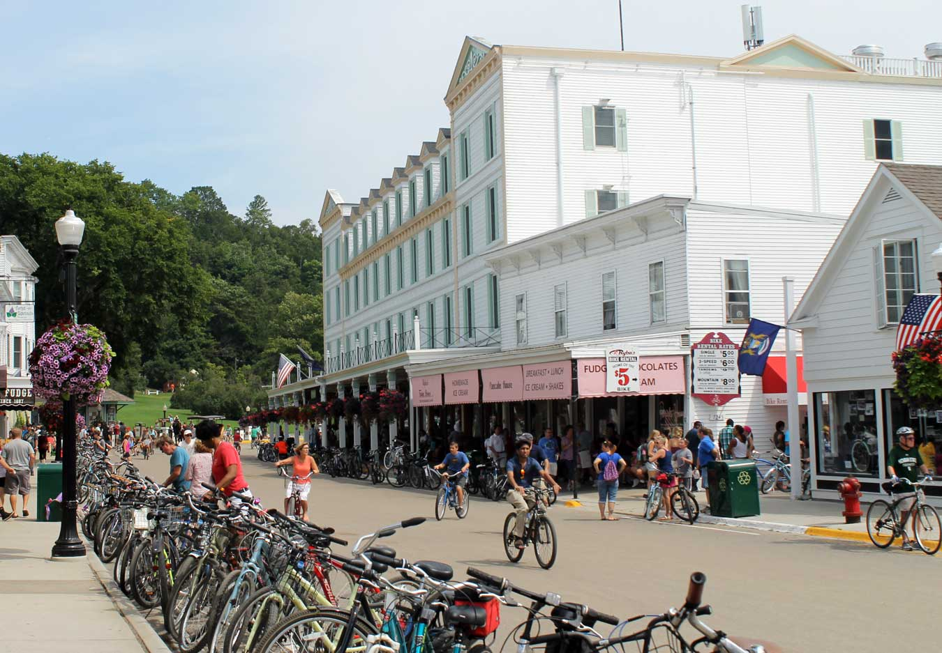 Wading In Big Shoes: 11 Things You Should Know Before Visiting Mackinac Island