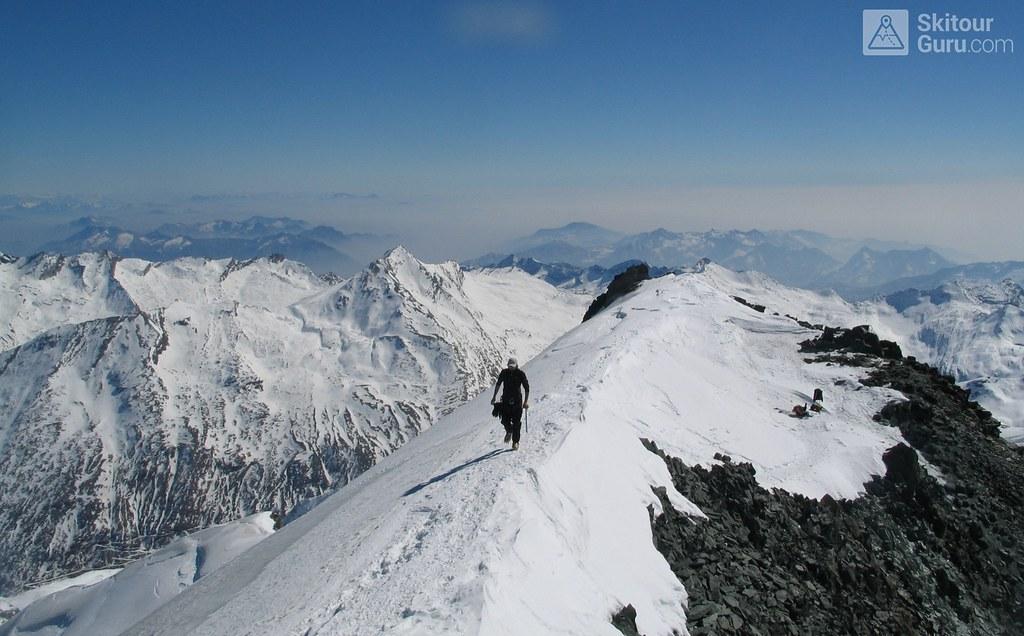 Strahlhorn Walliser Alpen / Alpes valaisannes Schweiz foto 23