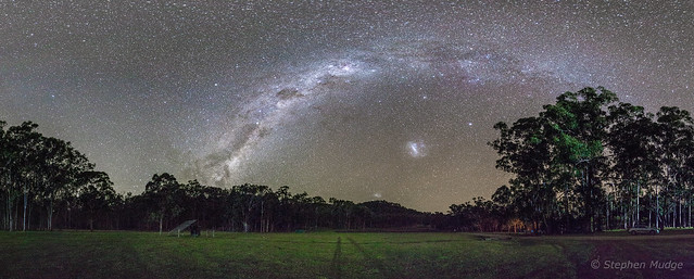 Goomburra Milky Way