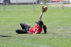 Girls' Softball: Flintridge Sacred Heart vs. Lincoln