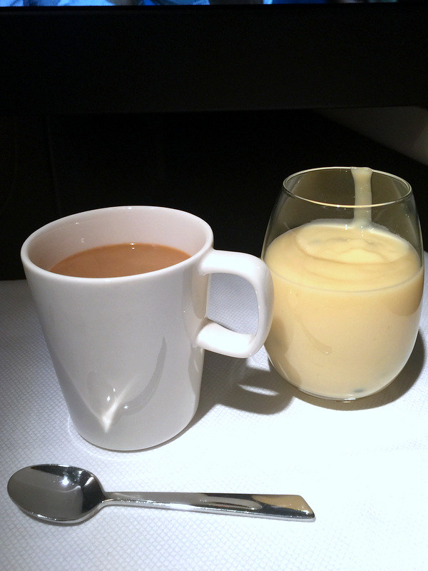 CX 748 JNB to HKG - Coffee and Passionfruit Orange Energizer
