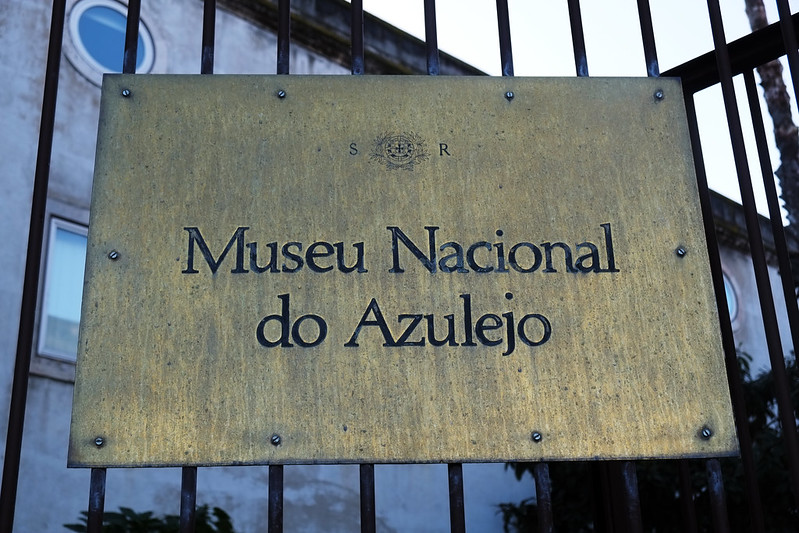 Museu Nacional do Azuleo/National Tile Museum