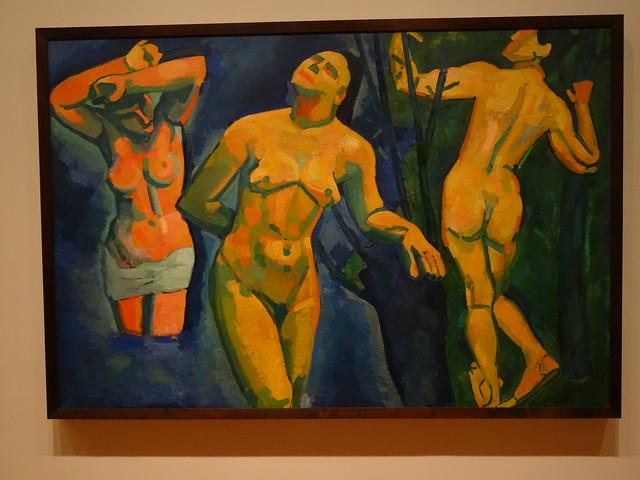Bathers - André Derain - MoMa
