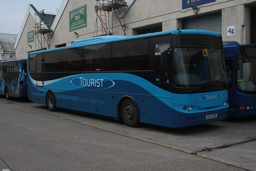 Go South Coast 7062 NXI5358 (Tourist Coaches)