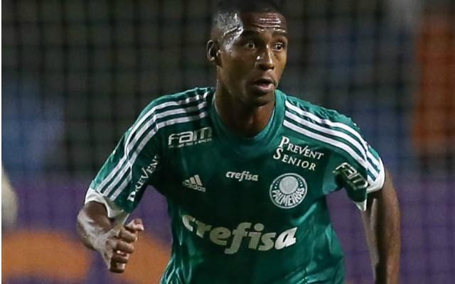 Palmeiras prorroga o contrato de Matheus Sales