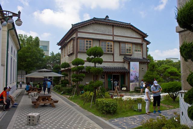 Former Miz Trading Company, Gunsan, South Korea