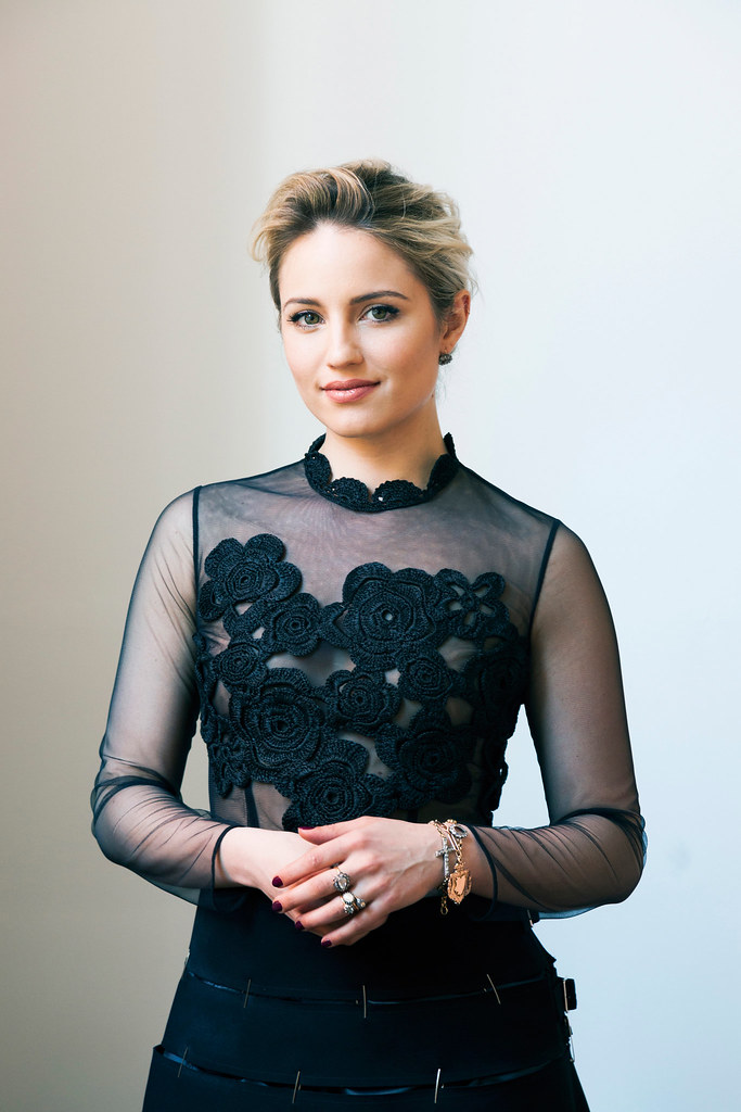 Дианна Агрон — Фотосессия для «Telegraph» 2015 – 9
