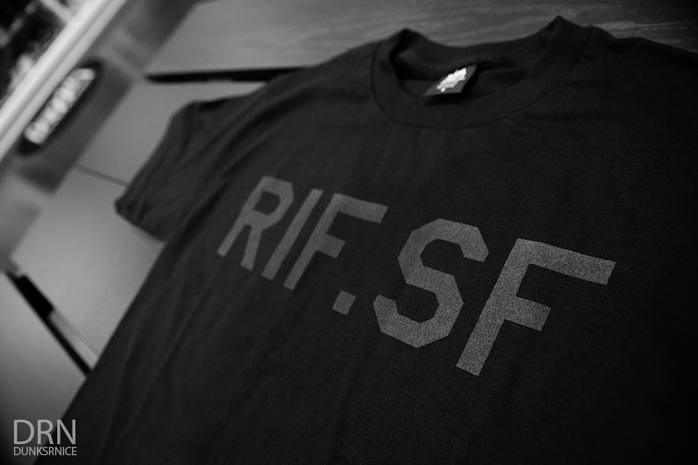 RIF, San Francisco.