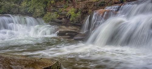 waterfall balsamgrove shoalcreekfalls northbranchofthefrenchbroadriver