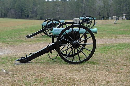 Chickamauga Battlefield Park, Snodgrass Hill 12
