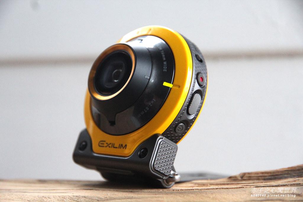 CASIO EX-FR100戶外防水相機63