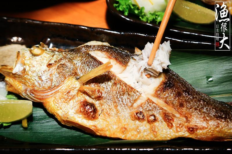 【宜蘭礁溪美食餐廳】湯圍溝附近的日式料理「漁很大 日式手做料理」,來礁溪泡湯還可以品嘗精緻的無菜單美食。