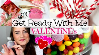 GRWM Valentine's Day thumbnail2
