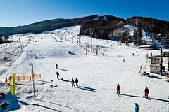 Snowland Valčianska dolina: středisko pro rodiny s dětmi