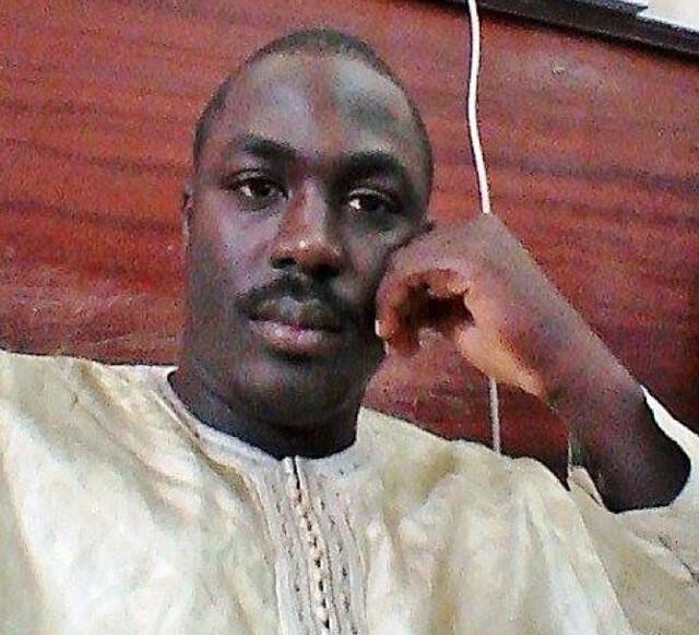 Me Amadou Salmone Fall