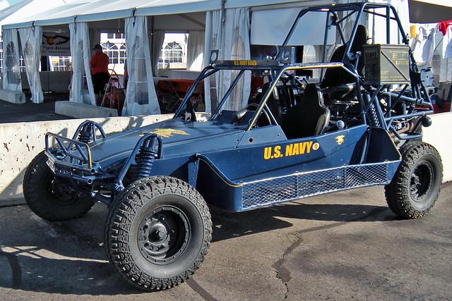 Seals Desert Patrol Vehicle