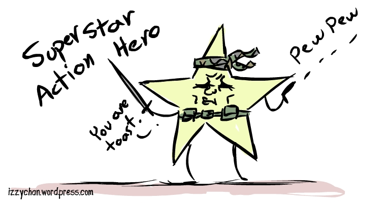 star action hero