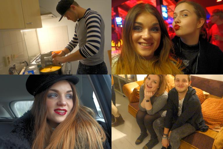 Vlogging is a party #10 - Een mijlpaal!, vlogging is a party, een mijlpaal, symfonica in rosso, nars radiant creamy concealer, nars webshop bestellen, vera camilla, taart maken, cheesecake maken, vlog, vlogs, nars velvet matte skin tint, cavia's, konijnen koppelen, verjaardagskado, groentesoep, lemon curd cheesecake, beautyblogger, bas jarig