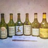 A selection of Vins Jaunes from the latest vintage, 2009, released today at #PercéeduVinJaune #Jura #JuraWine