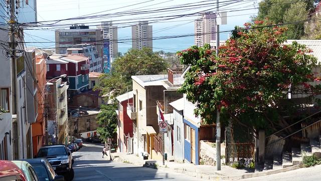 Ruelle de Valparaiso