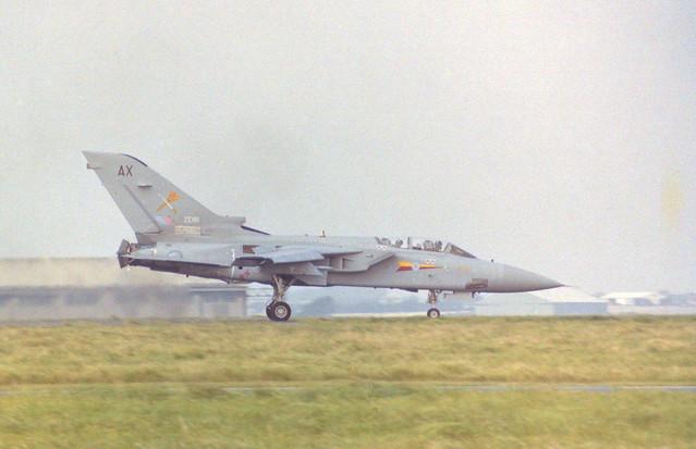 ZE161/AX Tornado F.3 Arrive