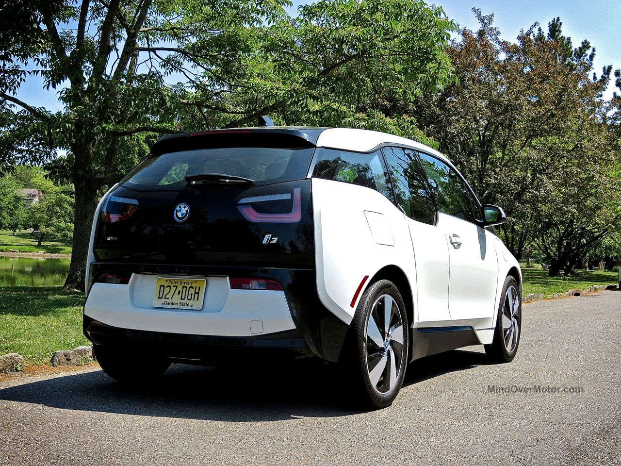 BMW i3 Electric Car Review 3