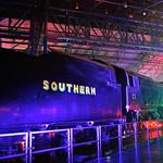 Southern C1 lit up