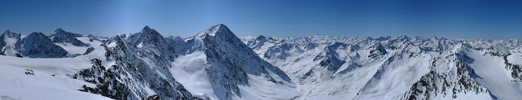 Wildes Hinterbergl Stubaiské Alpy Österreich foto 24