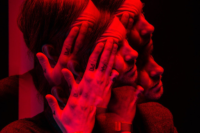 Blanck Mass photo by Alex De Mora