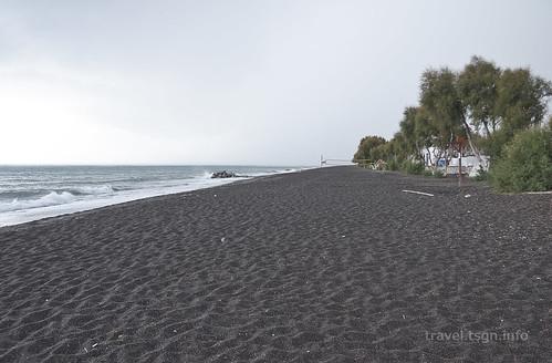【写真】東欧周遊 : ブラックビーチ