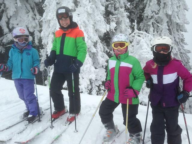 4. Tag Schneesportschule 2016