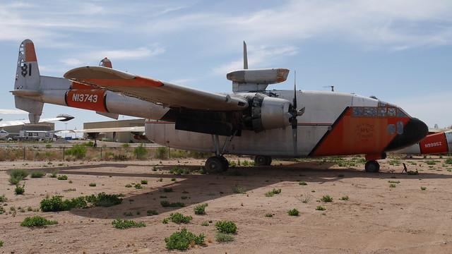 Fairchild C-119C Flying Boxcar