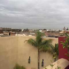 Day 2 in Morocco Riad Dar Karma