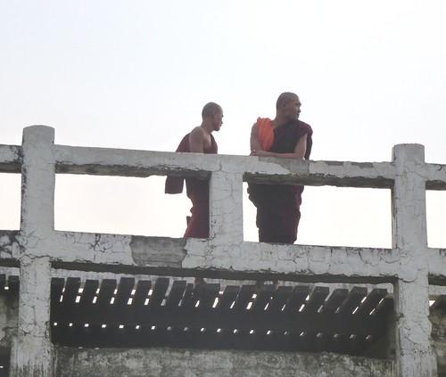 M16-Mandalay-Amarapura-Pont U Bein (32)