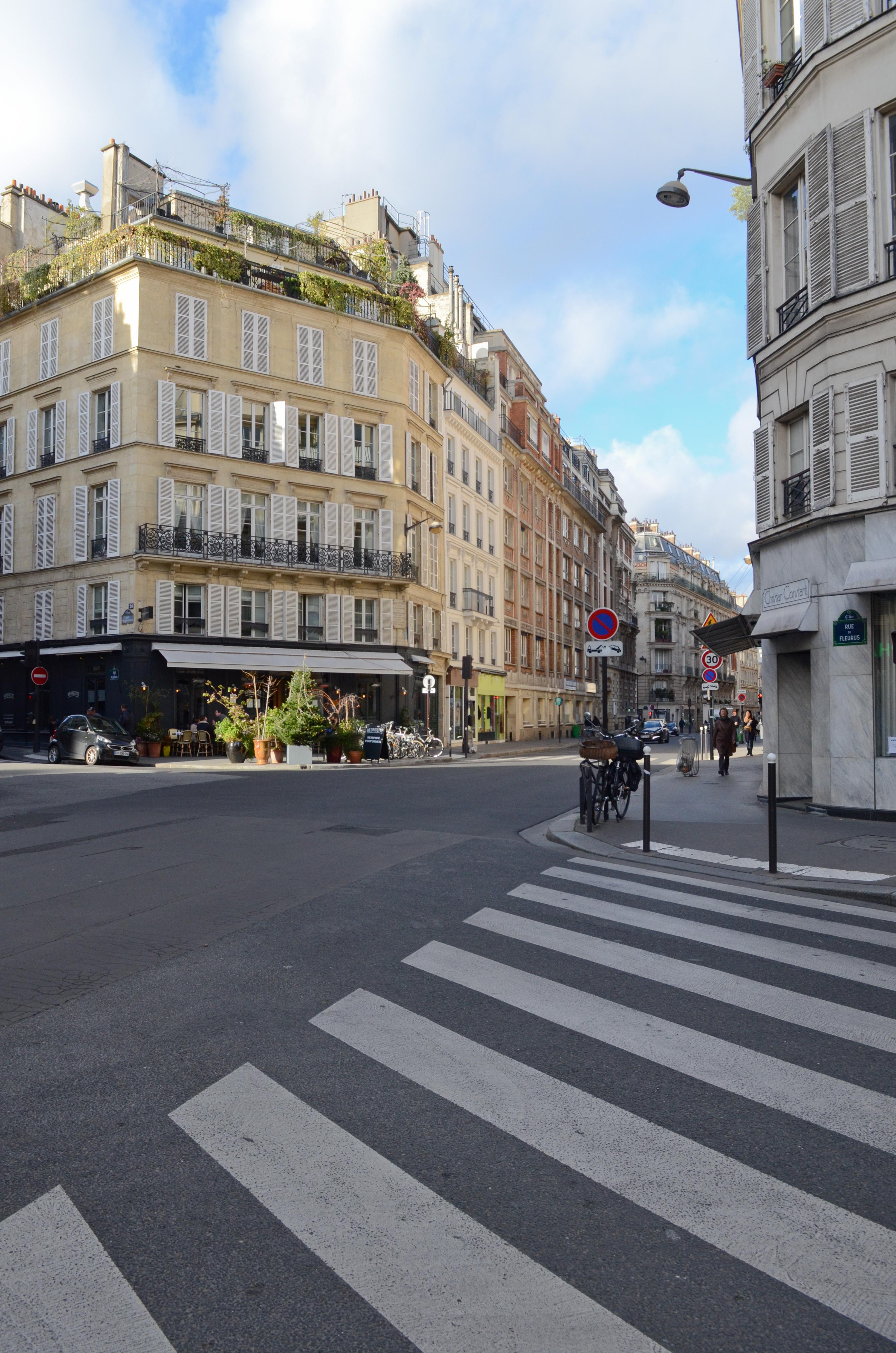 Rue d'Assas