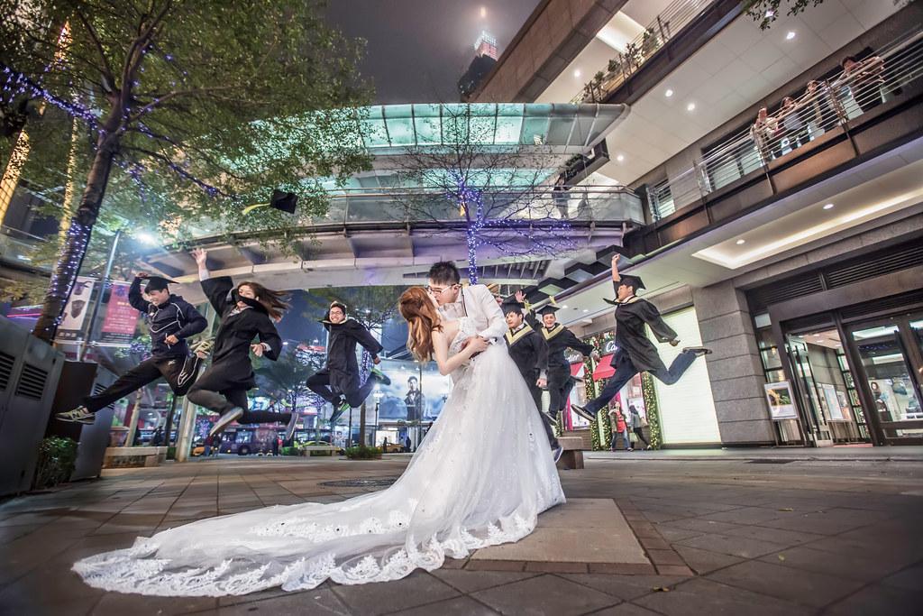 001自主婚紗